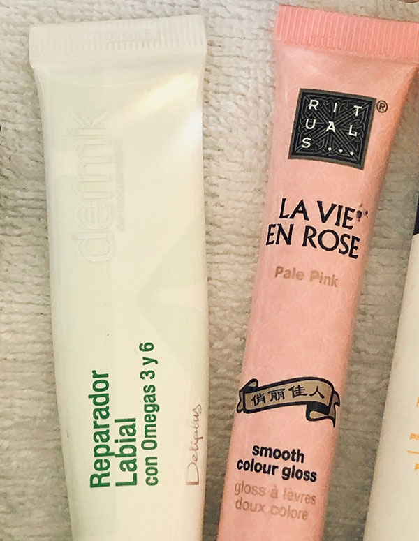 BEAUTY TIPS, REPARADOR LABIAL DELIPLUS, GLOSS RITUALS
